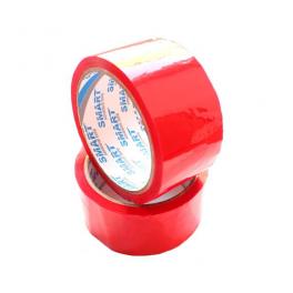 Taśma akrylowa 48mmx45y czerwona
