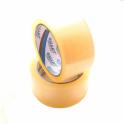 Taśma Kauczuk PVC 48x60m Transparent Cicha